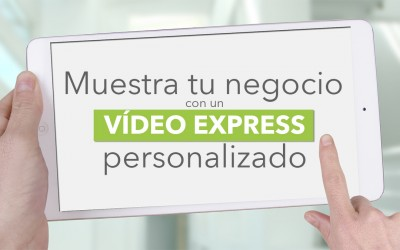 Plantillas de vídeo animado para presentar tu negocio de una forma original
