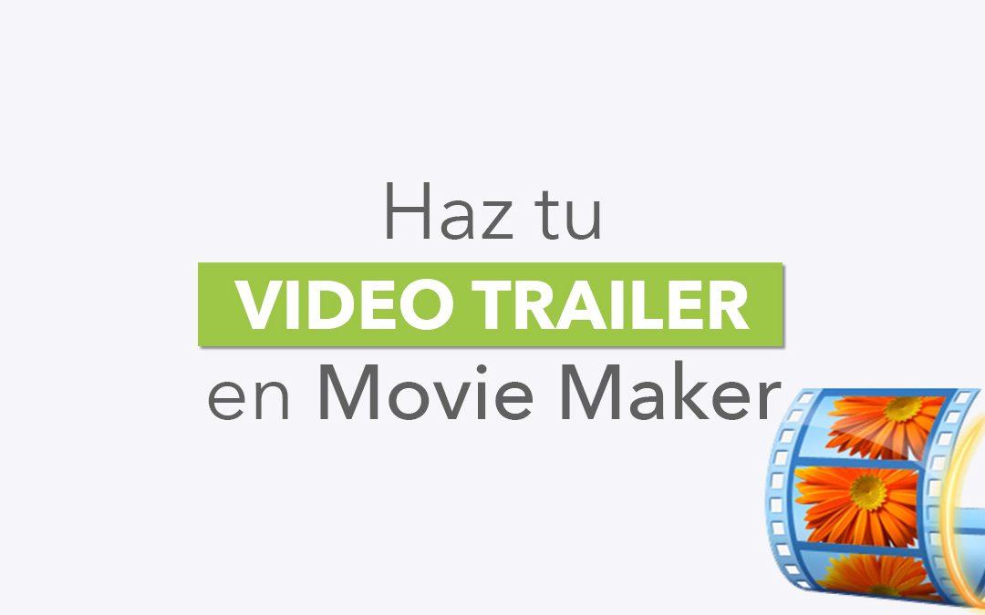 Cómo hacer un video en movie maker con fotos, música y texto