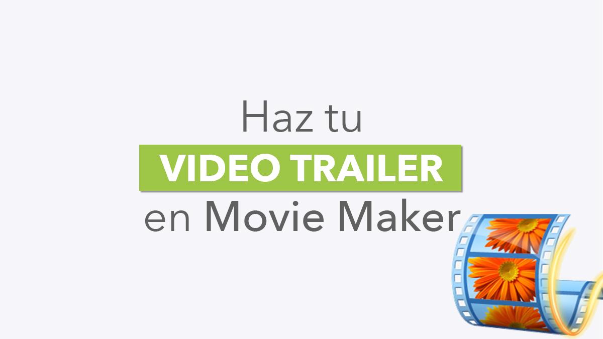 Cómo hacer un video en Movie Maker con imágenes, música y textos