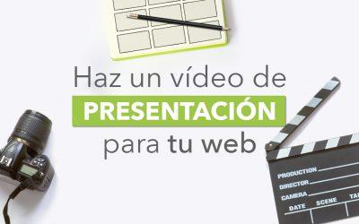 Haz un vídeo presentación para tu web que cautive a tus visitantes y cuente qué tiene de especial tu negocio