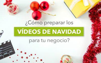 Prepara los vídeos de navidad para tu negocio y sorprende a tus clientes