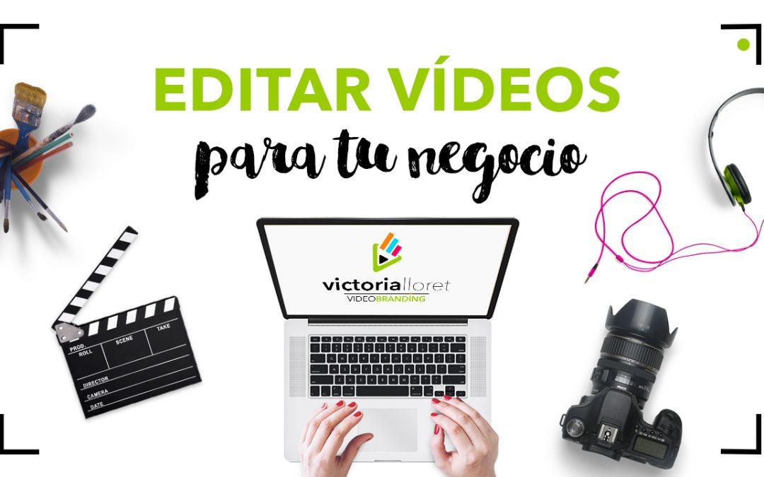 editar videos para youtube