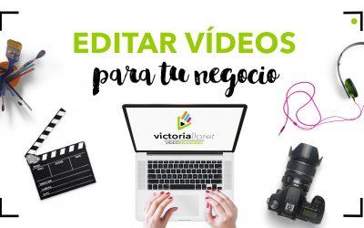 Cómo editar vídeos para Youtube de tu negocio